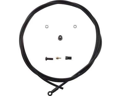 Hayes Hose Kit Trail/Carbon/Gram 190cm Black Rear