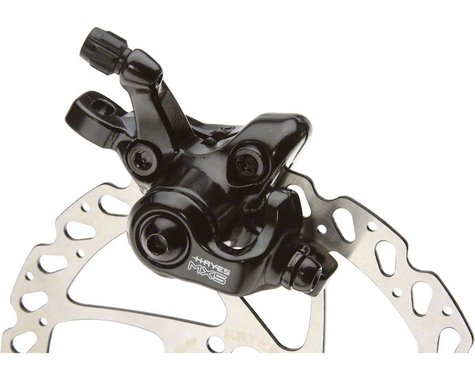 Hayes MX-5 Disc Brake Caliper (Black) (w/ 160mm Rotor)