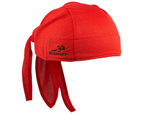 Headsweats Eventure Classic Headband (Red) (One Size)
