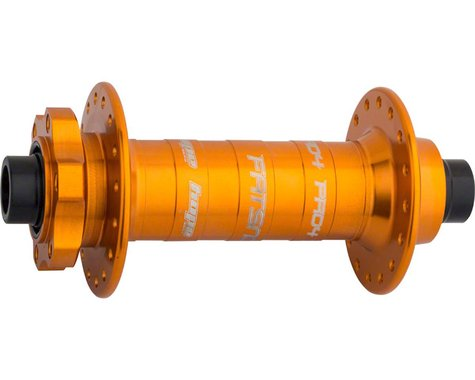 Hope Fatsno Pro 4 Front Disc Hub (Orange) (32H) (Fat Bike)
