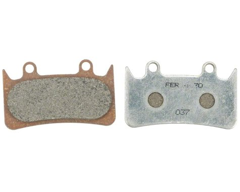 Hope Disc Brake Pads (2004-08 Mono-M6/6Ti) (Organic)