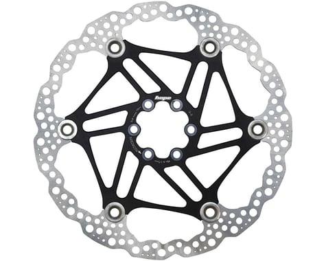 Hope Floating Disc Brake Rotor (Black) (6-Bolt) (1) (200mm)