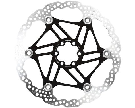 Hope Floating Disc Brake Rotor (Black) (6-Bolt) (1) (203mm)