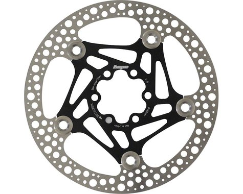 Hope Floating Road Disc Brake Rotor (Black) (6-Bolt) (1)