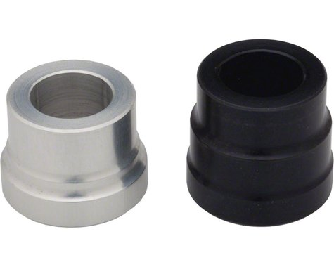 Hope Pro 2 Evo/Pro 4 Thru-Axle End Caps (Converts to 12mm Thru-Axle x 142mm)