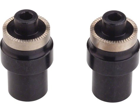 Hope Pro 2 Evo/Pro 4 Fatsno End Caps (Converts to 9mm QR x 135mm)