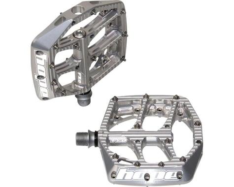 Hope F20 Platform Pedal (Silver)