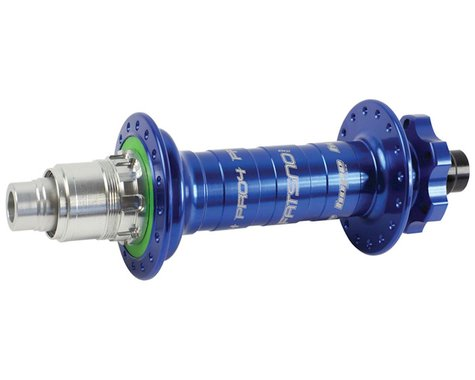 Hope Fatsno Pro 4 Rear Disc Hub (Blue) (32H) (SRAM XD)