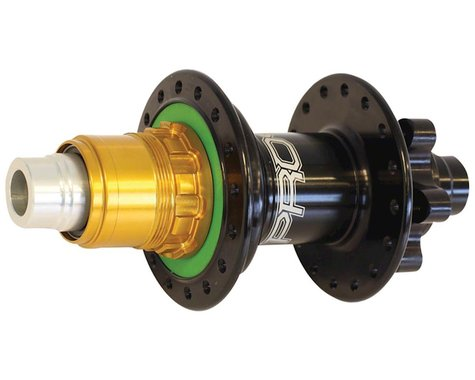 Hope Pro 4 Rear Disc Hub (Black) (32H) (12x142mm XD)