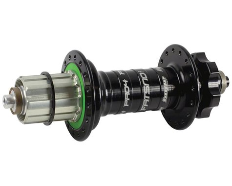 Hope Fatsno Pro 4 Rear Hub (Black) (32H) (QR 170mm)