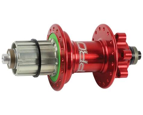 Hope Pro 4 Rear Disc Hub (Red) (32H) (QR 135mm)