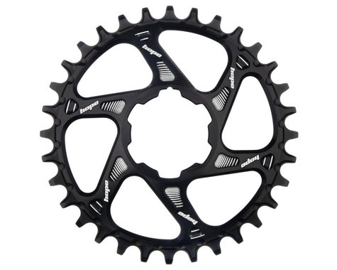 Hope Spiderless Direct Mount Chainring (Black) (Hope) (28T)
