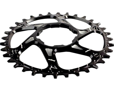 Hope Spiderless Direct Mount Chainring (Black) (Hope) (32T)