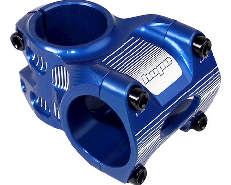 Hope AM/Freeride Stem (Blue) (31.8mm) (35mm) (0°)