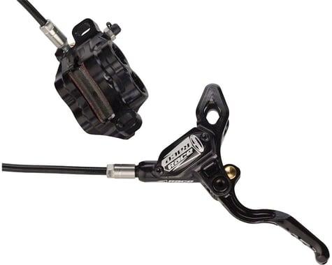Hope Race Evo E4 Stealth Hydraulic Disc Brake (Black) (Left/Front)