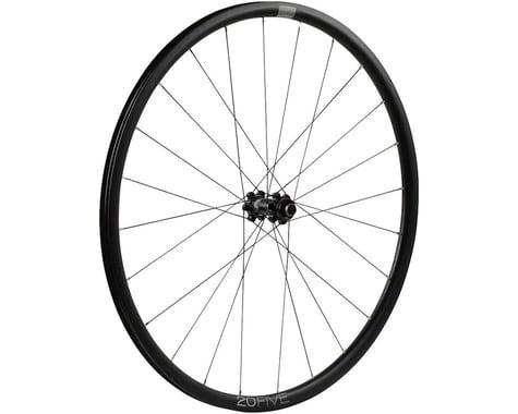 Hope 20Five Front Wheel - 700, QR x 100mm, Center-Lock, Black