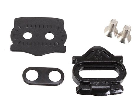 HT Components X1-F Cleat Kit (Black) (8°)