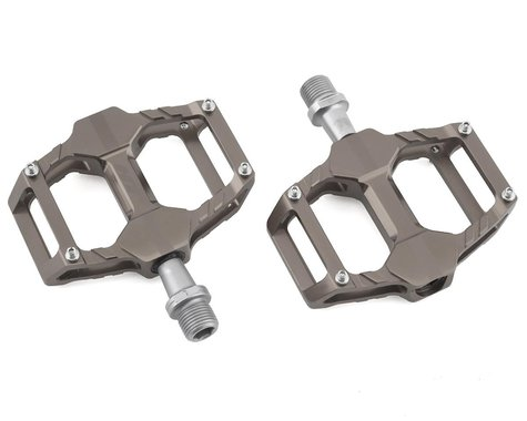 "HT AR06-SX Junior Pedals (Grey) (9/16"")"