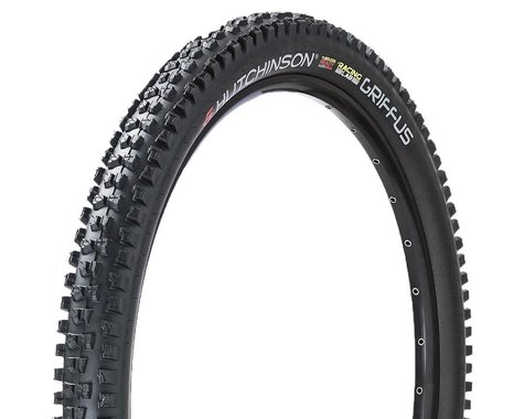 Hutchinson Griffus RLab Tubeless Mountain Tire (Black/Black) (29 x 2.40)