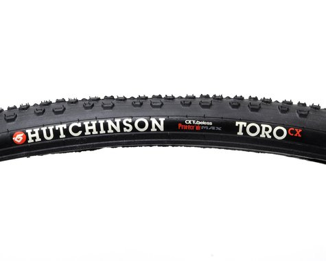 Hutchinson Toro CX Tubeless Tire (Black)