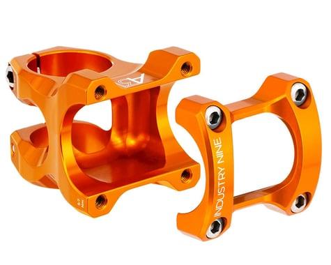 Industry Nine A318 Stem (Orange) (31.8mm) (40mm) (6°)