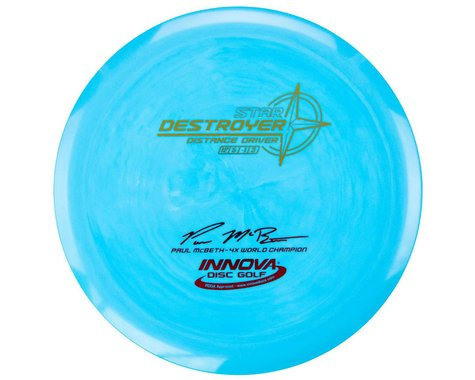 Innova Disc Golf Innova Destroyer Star Golf Disc: Assorted Colors