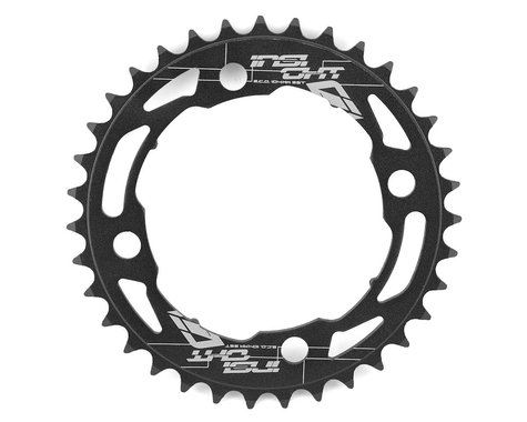 INSIGHT 4-Bolt Chainring (Black) (35T)