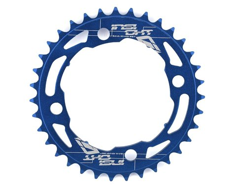 INSIGHT 4-Bolt Chainring (Blue) (35T)