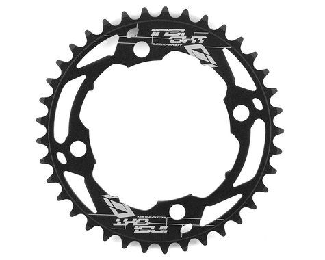 INSIGHT 4-Bolt Chainring (Black) (37T)