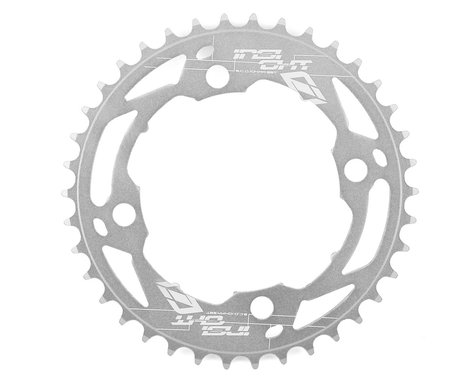 INSIGHT 4-Bolt Chainring (Polished) (38T)