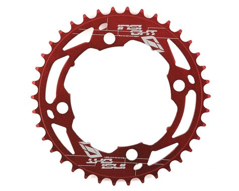 INSIGHT 4-Bolt Chainring (Red) (38T)