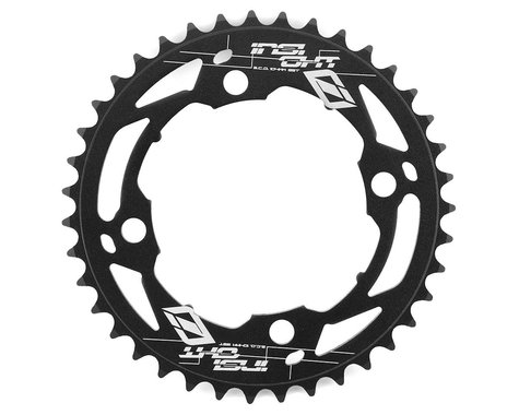 INSIGHT 4-Bolt Chainring (Black) (39T)