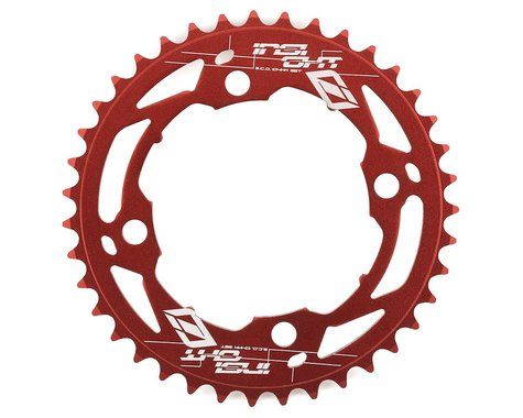 INSIGHT 4-Bolt Chainring (Red) (39T)