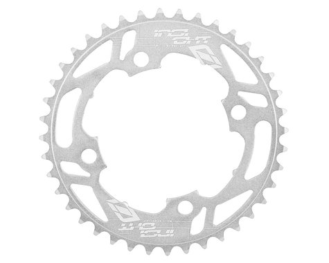 INSIGHT 4-Bolt Chainring (Polished) (40T)