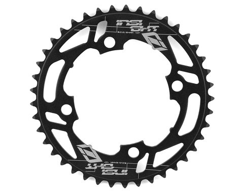 INSIGHT 4-Bolt Chainring (Black) (41T)