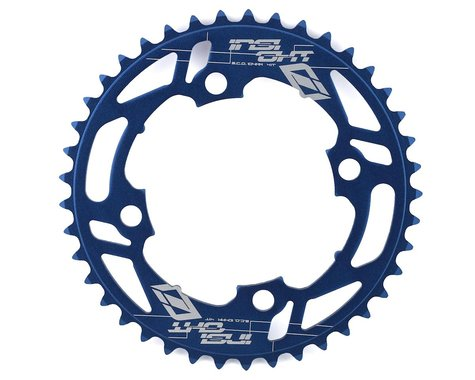 INSIGHT 4-Bolt Chainring (Blue) (41T)