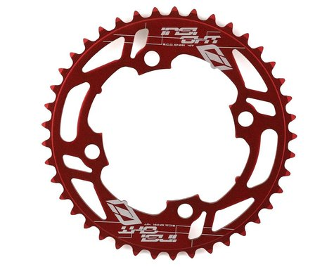 INSIGHT 4-Bolt Chainring (Red) (41T)