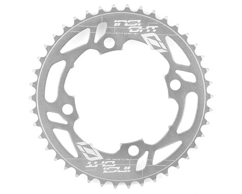 INSIGHT 4-Bolt Chainring (Polished) (42T)