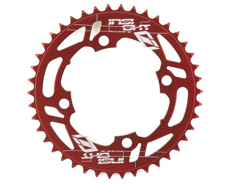 INSIGHT 4-Bolt Chainring (Red) (42T)