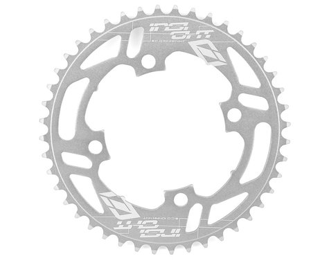 INSIGHT 4-Bolt Chainring (Polished) (44T)