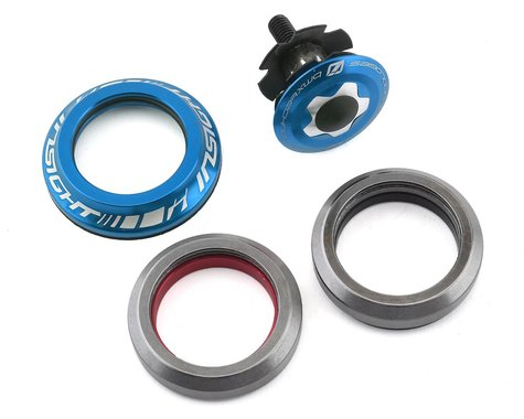"INSIGHT Integrated 1-1/8"" Headset (Blue)"