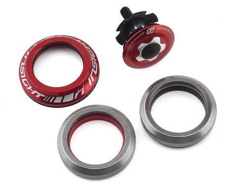 "INSIGHT Integrated 1-1/8"" Headset (Red)"