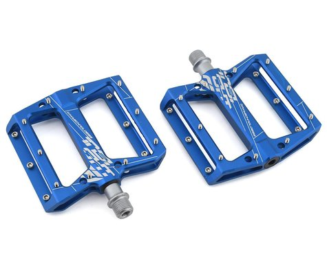 "INSIGHT Platform Pedals (Blue) (9/16"") (Pro)"