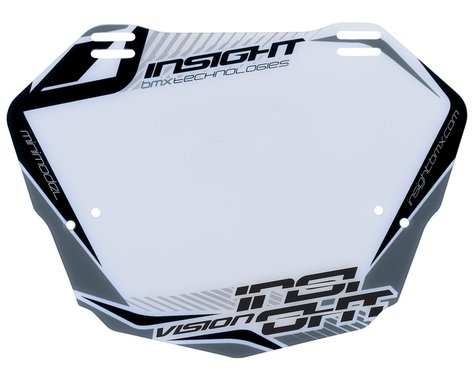 INSIGHT V2 Plate (Black) (S)