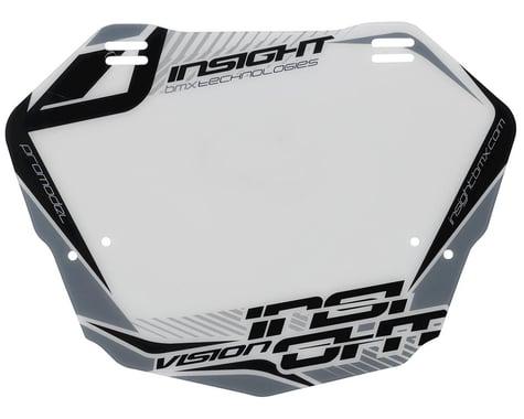 INSIGHT V2 Plate (Black) (L)