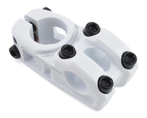 """INSIGHT 1-1/8"""" BMX Race Stem (White) (45mm)"""