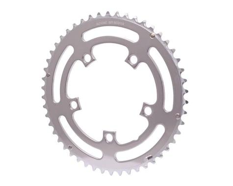 Interloc Racing Design Defiant chainring, 5x110BCD, 50t - silver