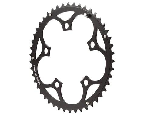 Interloc Racing Design Lobo Chainring (Black) (110mm BCD) (46T)