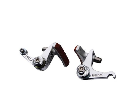 Interloc Racing Design Cafam II Cantilever Brake (Front or Rear) (Silver)
