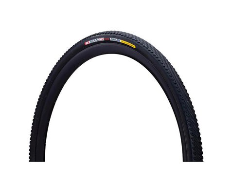 IRC Serac CX Edge Tubeless Tire (Black) (700c) (32mm)